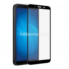 Защитное стекло Samsung A01 Core 2020 3D черное