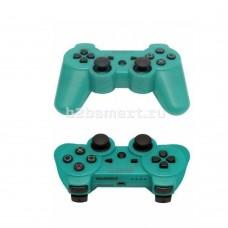 Gamepad Sony PS3 DoubleShock беспроводной зеленый